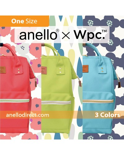 Anello x Wpc 2019 Limited Edition Backpack Rucksack ASO-C133