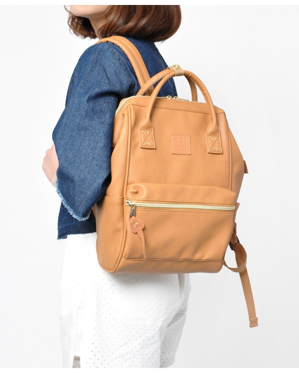 Anello PU Leather Backpack Rucksack Mini Size AT-B1212 6ebeb358fdc89