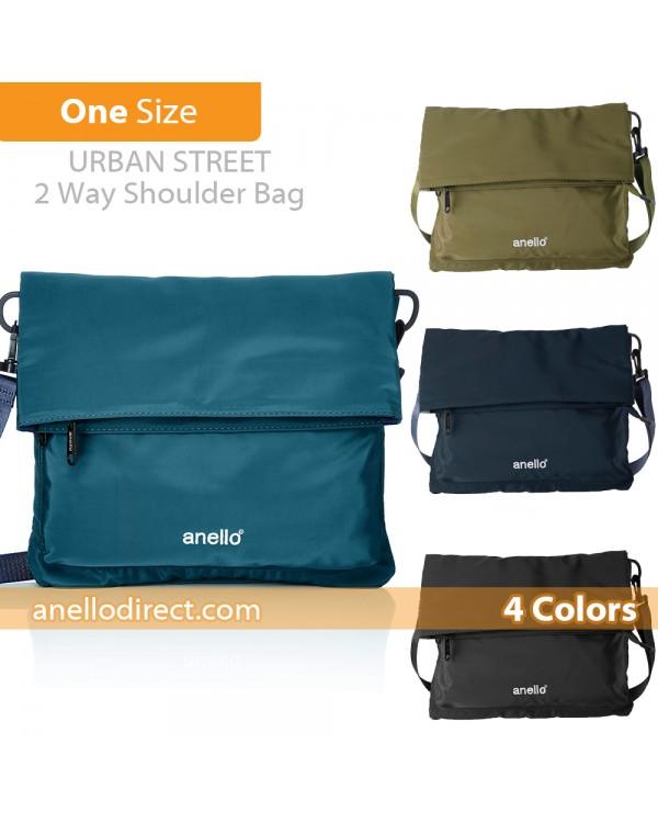 Anello URBAN STREET Nylon 2 Way Shoulder Bag AT-B1683