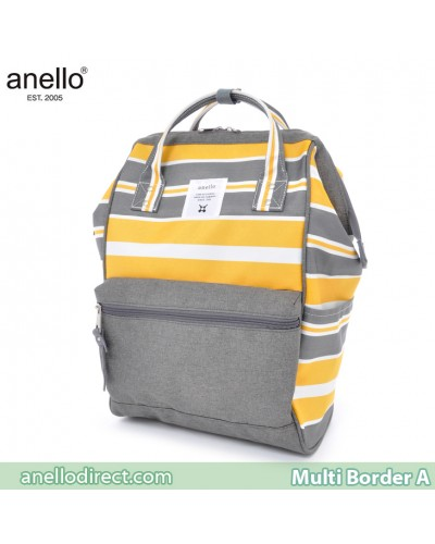 Anello Multi-Border Polyester Backpack Rucksack AT-B1941 A