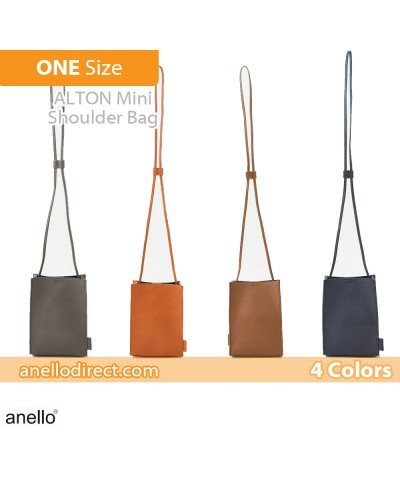 Anello ALTON PVC Mini Shoulder Bag AT-B3642