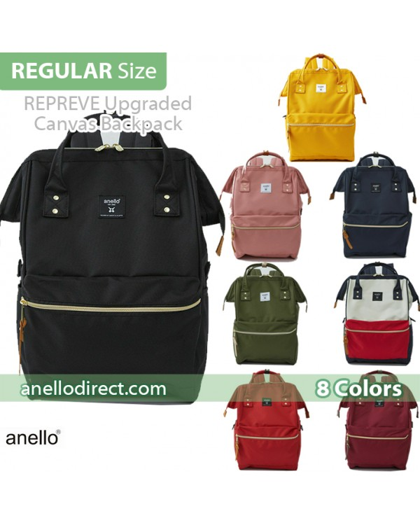 Anello REPREVE Upgraded Canvas Backpack Regular Size ATB0193R