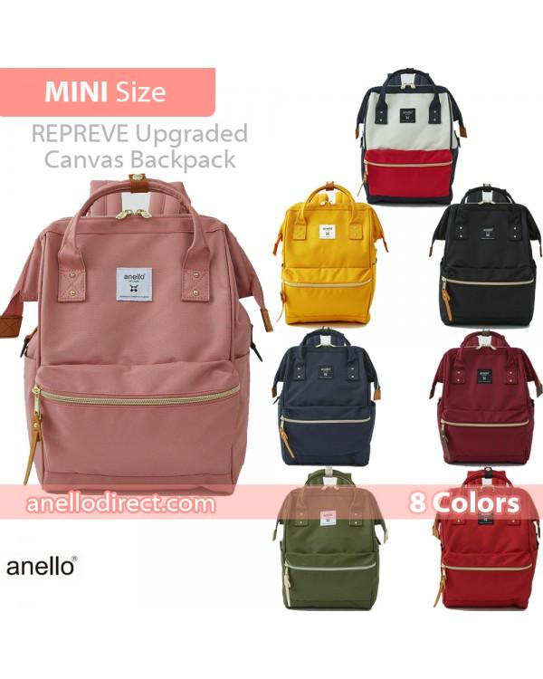 Anello REPREVE Upgraded Canvas Backpack Mini Size ATB0197R
