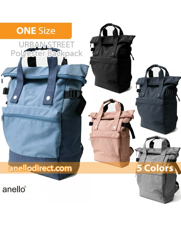 Anello URBAN STREET Polyester Backpack Rucksack FSO-C109