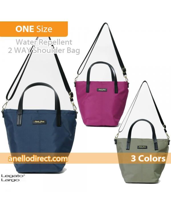 Legato Largo Water Repellent 2 WAY Shoulder Bag LJ-B3071