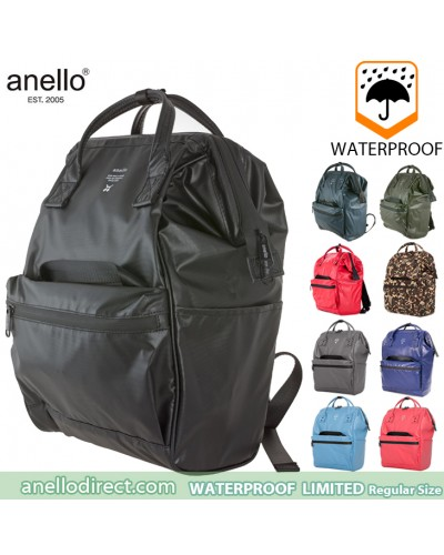 Anello Waterproof Oversea Edition Backpack Rucksack Regular Size OS-B001