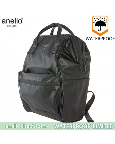 Anello Waterproof Oversea Edition Backpack Rucksack BLACK OS-B001