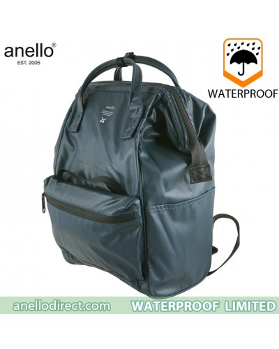 Anello Waterproof Oversea Edition Backpack Rucksack NAVY OS-B001