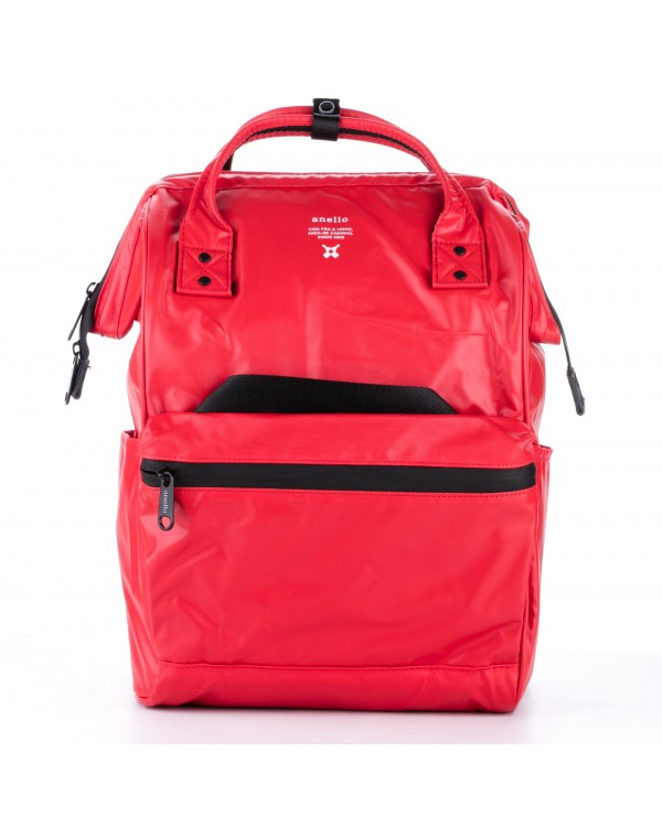 Anello Waterproof Oversea Edition Backpack Rucksack RED OS-B001 6d35cb8548f88