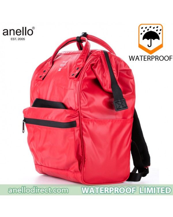 Anello Waterproof Oversea Edition Backpack Rucksack RED OS-B001