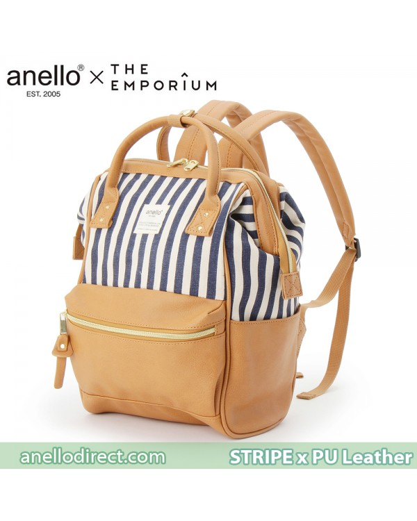 Anello X THE EMPORIUM Limited Edition Stripe X PU Leather