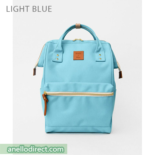 Anello x Wpc 2019 Limited Edition Backpack Rucksack ASO-C133 Blue Japan Original Official Authentic Real Genuine Bag Free Shipping Worldwide Special Discount Low Prices Great Offer