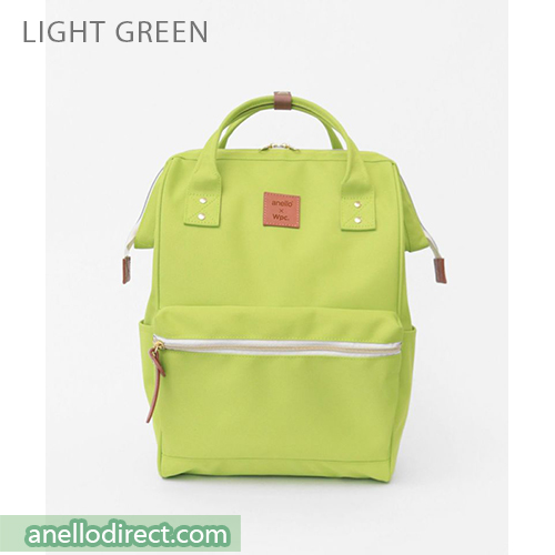 Anello x Wpc 2019 Limited Edition Backpack Rucksack ASO-C133 Green Japan Original Official Authentic Real Genuine Bag Free Shipping Worldwide Special Discount Low Prices Great Offer