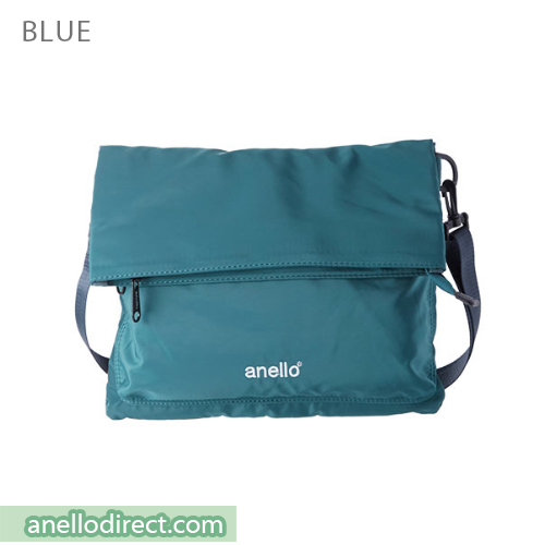 Anello URBAN STREET Nylon 2 Way Shoulder Bag AT-B1683 Blue Japan Original Official Authentic Real Genuine Bag Free Shipping Worldwide Special Discount Low Prices Great Offer