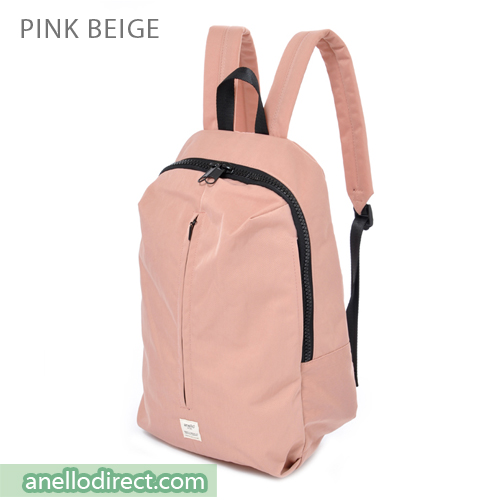 Anello Splash 3D Design Laptop Polyester Backpack Rucksack AT-B2024 Natural Pink Japan Original Official Authentic Real Genuine Bag Free Shipping Worldwide Special Discount Low Prices Great Offer