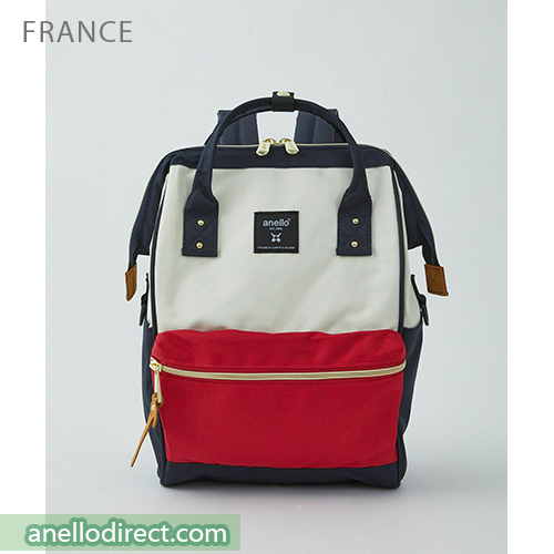 Anello REPREVE Upgraded Canvas Backpack Mini Size ATB0197R France Japan Original Official Authentic Real Genuine Bag Free Shipping Worldwide Special Discount Low Prices Great Offer