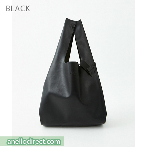 Anello ALTON PU Leather Tote Bag ATB3647 Black Japan Original Official Authentic Real Genuine Bag Free Shipping Worldwide Special Discount Low Prices Great Offer