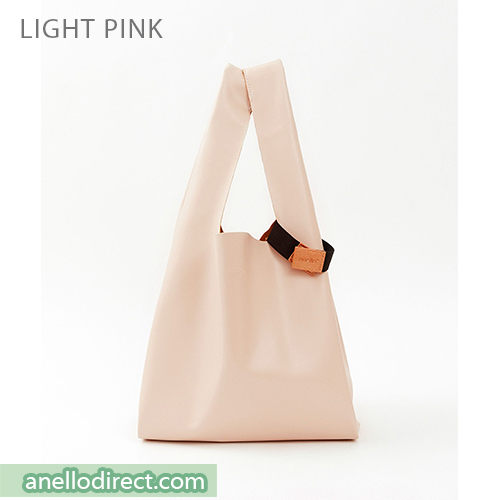 Anello ALTON PU Leather Tote Bag ATB3647 Natural Pink Japan Original Official Authentic Real Genuine Bag Free Shipping Worldwide Special Discount Low Prices Great Offer