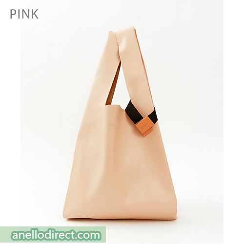Anello ALTON PU Leather Tote Bag ATB3647 Pink Japan Original Official Authentic Real Genuine Bag Free Shipping Worldwide Special Discount Low Prices Great Offer