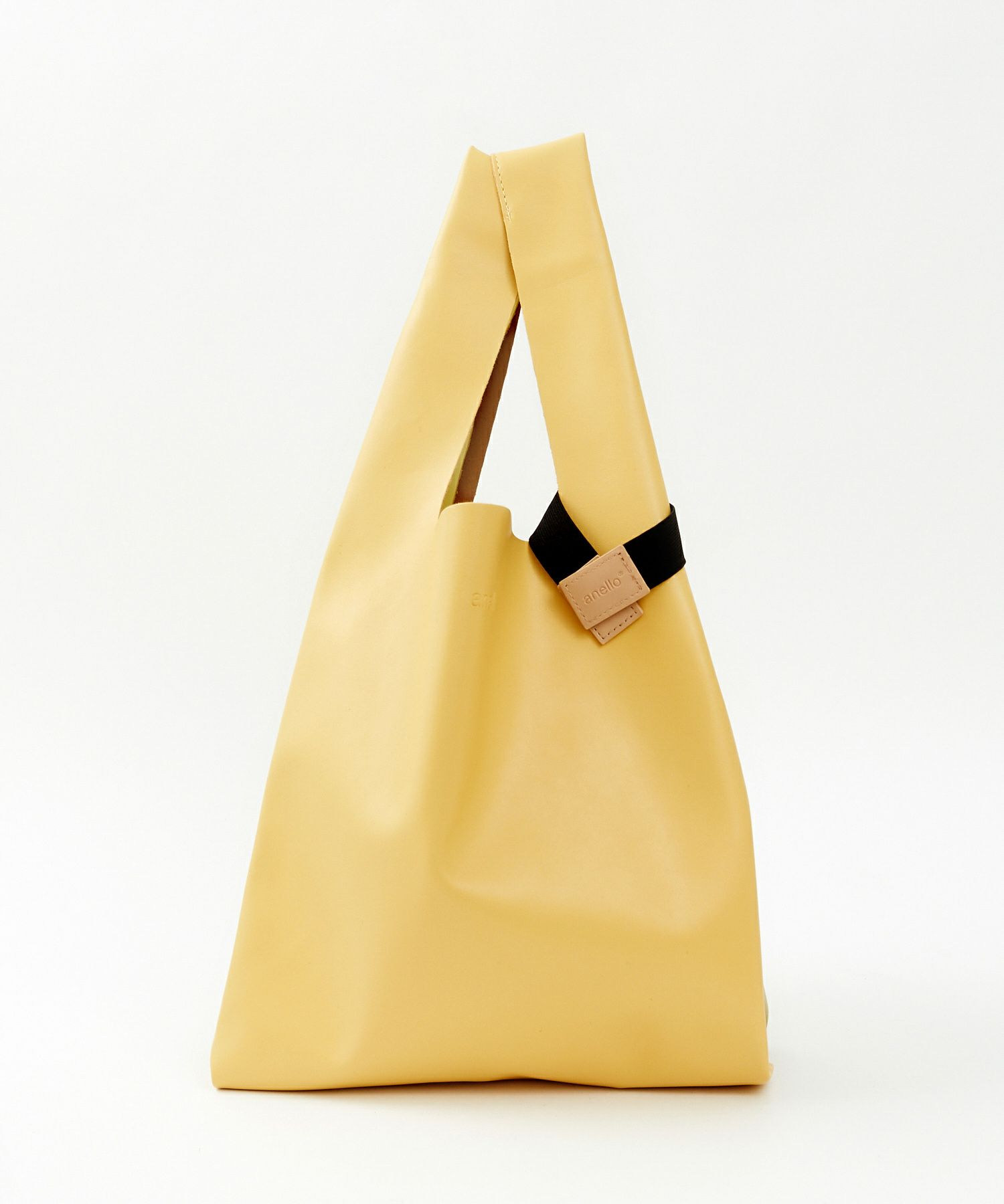 Anello ALTON PU Leather Tote Bag ATB3647 Yellow Japan Original Official Authentic Real Genuine Bag Free Shipping Worldwide Special Discount Low Prices Great Offer