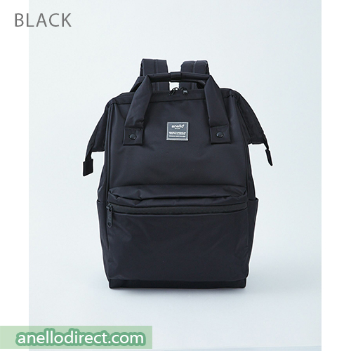 Anello SHIFTⅡ Water Repellent Nylon Backpack Regular Size ATC3473 Black Japan Original Official Authentic Real Genuine Bag Free Shipping Worldwide Special Discount Low Prices Great Offer