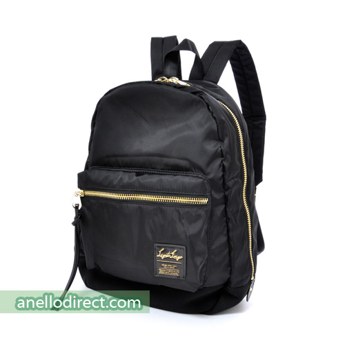 Legato Largo High Density Nylon Backpack Rucksack Regular Size LH-B1021 Black Japan Original Official Authentic Real Genuine Bag Free Shipping Worldwide Special Discount Low Prices Great Offer