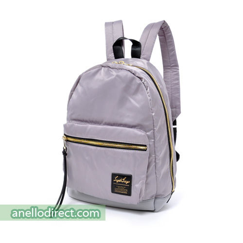 Legato Largo High Density Nylon Backpack Rucksack Regular Size LH-B1021 Silver Japan Original Official Authentic Real Genuine Bag Free Shipping Worldwide Special Discount Low Prices Great Offer