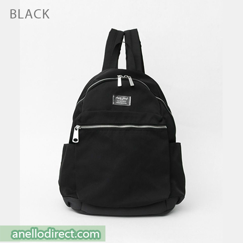 Legato Largo Water Repellent Mat Nylon Twill Backpack Rucksack LH-B3321 Black Japan Original Official Authentic Real Genuine Bag Free Shipping Worldwide Special Discount Low Prices Great Offer
