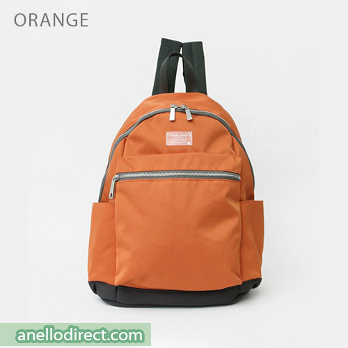 Legato Largo Water Repellent Mat Nylon Twill Backpack Rucksack LH-B3321 Orange Japan Original Official Authentic Real Genuine Bag Free Shipping Worldwide Special Discount Low Prices Great Offer
