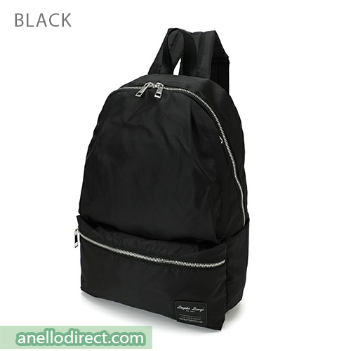Legato Largo Water Repellent 10 Pocket Backpack Rucksack LH-H1672 Black Japan Original Official Authentic Real Genuine Bag Free Shipping Worldwide Special Discount Low Prices Great Offer