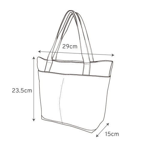Japan Legato Largo Water Repellent 2 WAY Shoulder Bag LJ-B3071