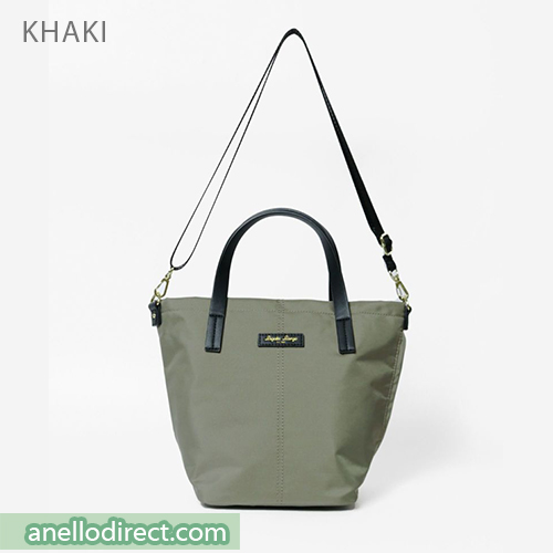 Legato Largo Water Repellent 2 WAY Shoulder Bag LJ-B3071 Khaki Japan Original Official Authentic Real Genuine Bag Free Shipping Worldwide Special Discount Low Prices Great Offer