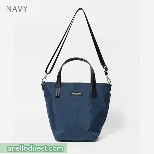 Legato Largo Water Repellent 2 WAY Shoulder Bag LJ-B3071 Navy Japan Original Official Authentic Real Genuine Bag Free Shipping Worldwide Special Discount Low Prices Great Offer