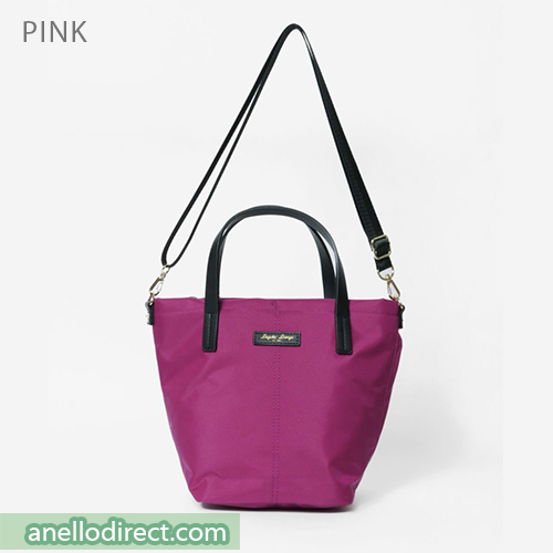 Legato Largo Water Repellent 2 WAY Shoulder Bag LJ-B3071 Pink Japan Original Official Authentic Real Genuine Bag Free Shipping Worldwide Special Discount Low Prices Great Offer