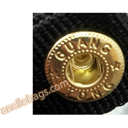 Japan Anello Real or Fake Authentic Genuine Original Validating - Handle Button 3